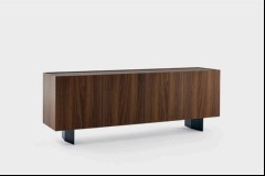 Bonaldo Sideboard Outline in Nussbaum