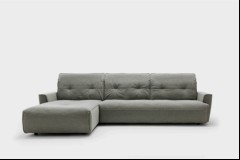 Hülsta Sofa hs.400 in Stoff