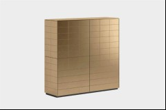 Kettnaker Soma Highboard Gold
